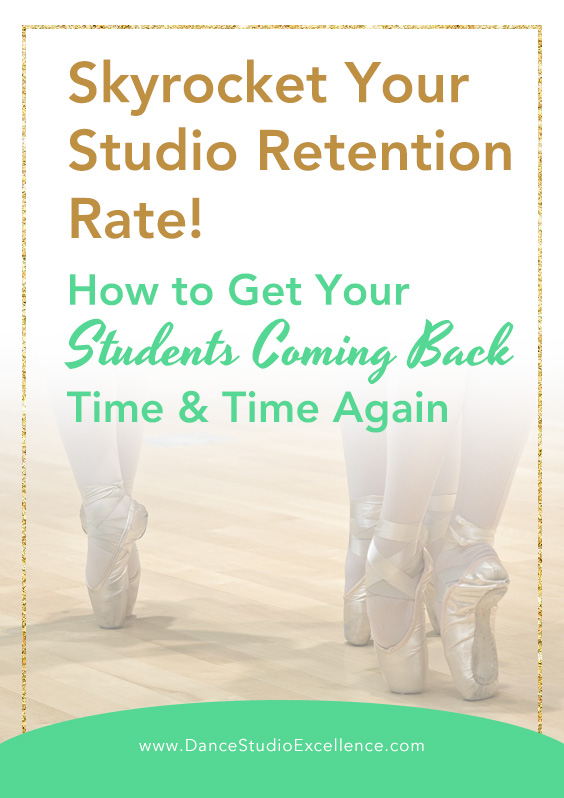 Sky rocket your studio retention rate!